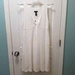 New York & Company Stretch Sleeveless Shift Dress